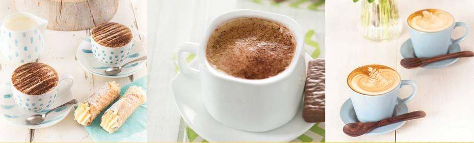 Aromatyczna czarna kawa